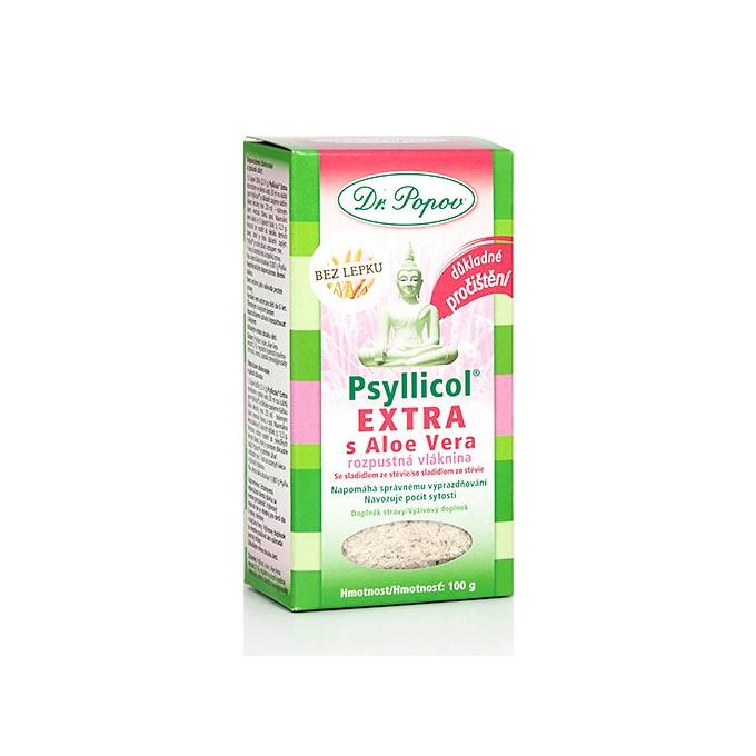 Psyllicol Extra s Aloe Vera 100 g