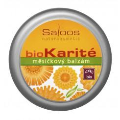 Saloos Bio Karité měsíčkový balzám 50 ml