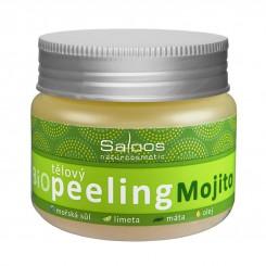 Saloos Bio tělový peeling Mojito 140 ml