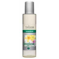 Saloos Sprchový olej - Levandule 125 ml