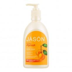 JASON Mýdlo tekuté meruňka 473 ml