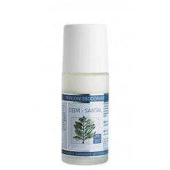 Nobilis Tilia deodorant roll-on Cedr-Santal 50 ml