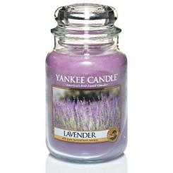 Yankee Candle Lavender vonná svíčka velká 623 g