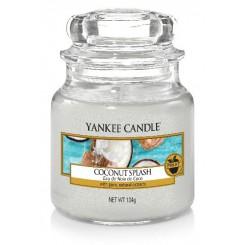 Yankee Candle Coconut Splash vonná svíčka malá 104 g