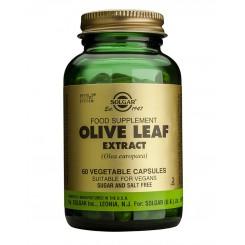 Solgar Oliva - extrakt z olivových listů 60 kapslí