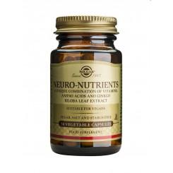 Solgar Mozkové nutrienty 30 kapslí