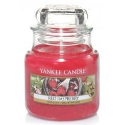 Yankee Candle Red Raspberry vonná svíčka malá 104 g