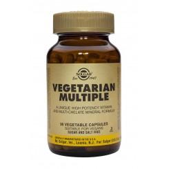 Solgar Multivitamín pro vegerariány 90 kapslí