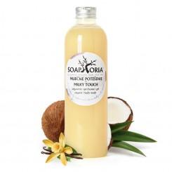 Soaphoria Sprchový gel Mléčné potěšení 250 ml