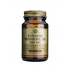 Solgar Pupalkový olej 500 mg 30 kapslí