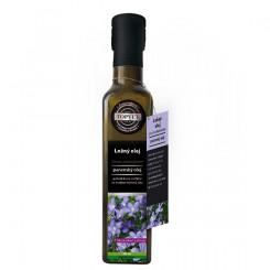 Topvet Lněný olej 250 ml