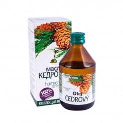 Olej z oříšků cedru sibiřského 100 ml