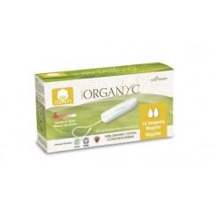 Organyc Tampony Regular 16 ks