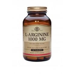 Solgar L-Arginin 1000 mg 90 tbl.