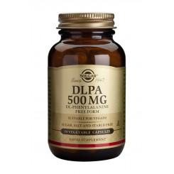 Solgar DLPA 500 mg 50 kapslí