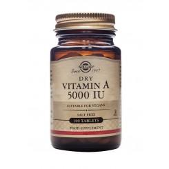 Solgar Vitamin A 5000 IU 100 tbl.