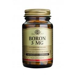 Solgar Bór 3 mg 100 kapslí