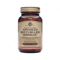 Solgar Zdokonalený multi miliardový acidophilus 60 kapslí