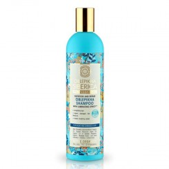 Natura Siberica Rakytníkový šampon pro poškozené vlasy 400 ml