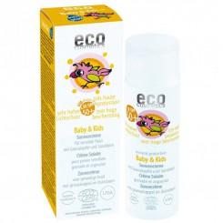 Eco Cosmetics Baby Dětský opalovací krém SPF 50+ BIO 50 ml