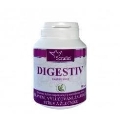 Serafin Digestiv 90 kapslí