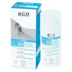 Eco Cosmetics Opalovací krém Neutral bez parfemace SPF 50 BIO 100 ml