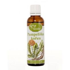Serafin Pampeliška kořen - tinktura z bylin 50 ml