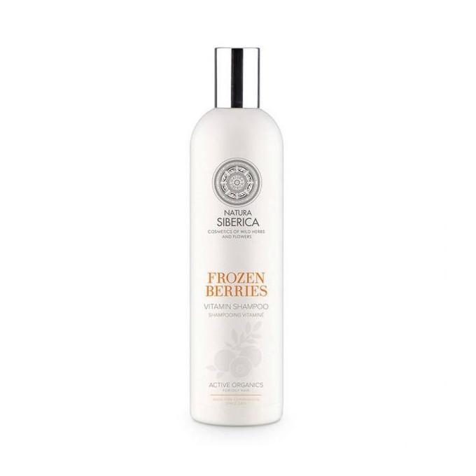 Copenhagen Vitaminový šampon – Zmrazené bobule