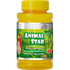 ANIMAL STAR 60 tbl.