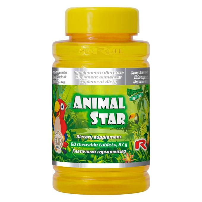 ANIMAL STAR 60 tbl.