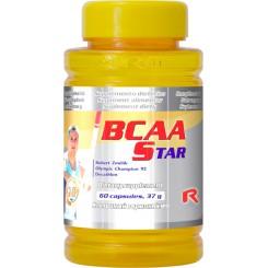 BCAA STAR 60 kapslí
