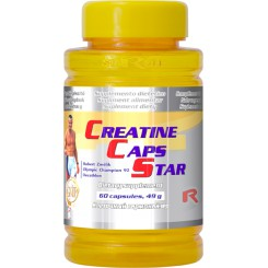 Starlife Creatine Caps Star 90 kapslí