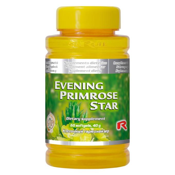 EVENING PRIMROSE STAR 60 tobolek