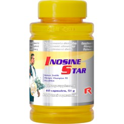 INOSINE STAR 60 kapslí