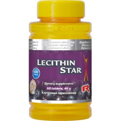 LECITHIN STAR 60 tbl.