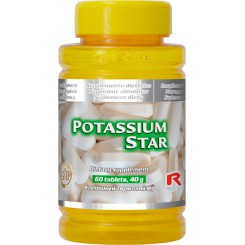 POTASSIUM STAR 60 tbl.