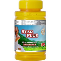 Starlife Star Plus 60 tbl.