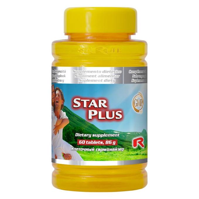 Starlife Star Plus 60 tbl.
