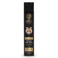 Natura Siberica Energizující šampon na vlasy a tělo 2 v 1 – Nezkrotnost tygra 250ml