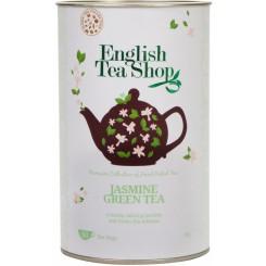 English Tea Shop čaj Zelený čaj a Jasmín 60 sáčků