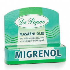 Dr. Popov Migrenol 6 ml roll-on