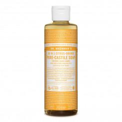 Dr. Bronner´s Tekuté universální mýdlo ALL-ONE! 18 v 1 citrus-orange 240 ml
