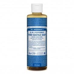 Dr. Bronner´s Tekuté universální mýdlo ALL-ONE! 18 v 1 Peppermint 240 ml