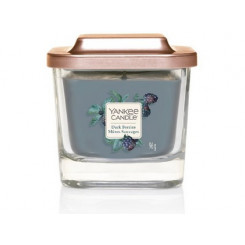 Yankee Candle Elevation Dark Berries vonná svíčka hranatá malá 96 g