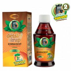 Topvet Echinacea dětský sirup s fruktozou 300 g