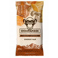 Chimpanzee Energy bar - Cashew caramel 55 g