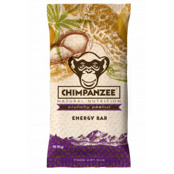 Chimpanzee Energy bar - Crunchy peanut 55 g