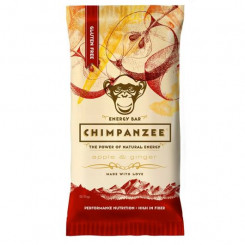Chimpanzee Energy bar - Apple & ginger