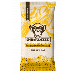 Chimpanzee Energy bar - Banana & chocolate 55 g