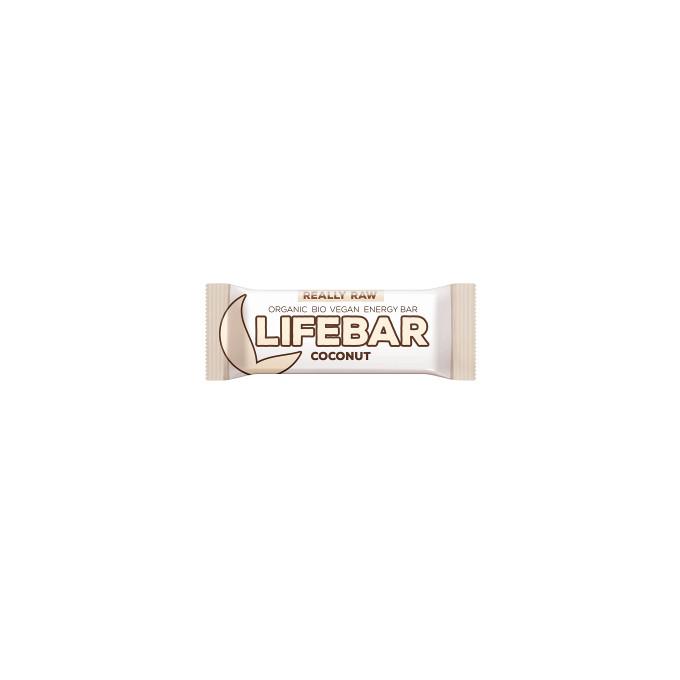 Lifefood Lifebar - Kokosová BIO RAW 47 G